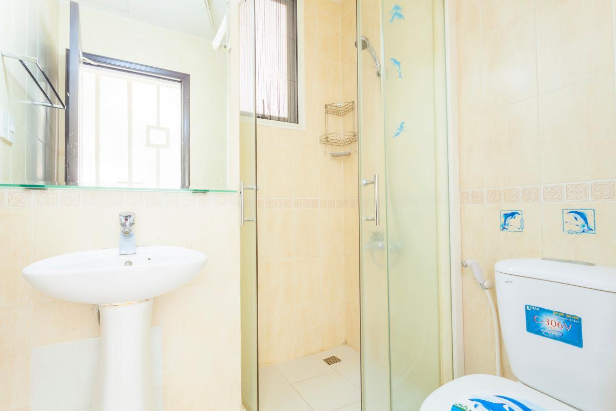Phòng tắm 2 Căn hộ 3 phòng ngủ B Cảnh Viên 2