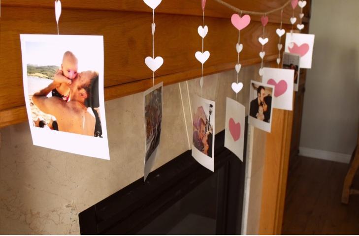 5 tuyệt chiêu trang trí nhà cửa cho ngày Valentine thêm lãng mạn