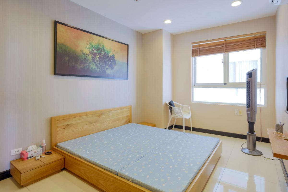 Phòng ngủ phụ Căn hộ tầng cao Flemington