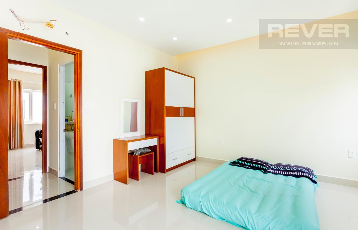 Phòng ngủ tầng 1 Nhà 3 tầng hướng Đông Bắc khu dân cư Mega Village Khang Điền