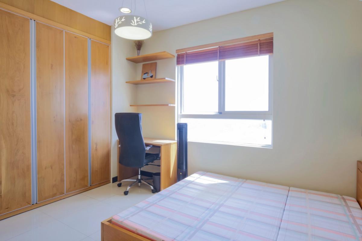 Phòng ngủ chính Căn hộ tầng cao Flemington