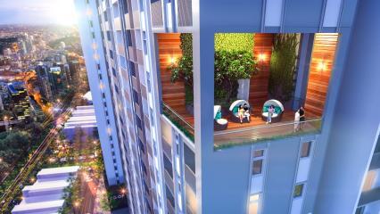 Sống trong căn hộ cao cấp, bạn được những lợi ích gì?