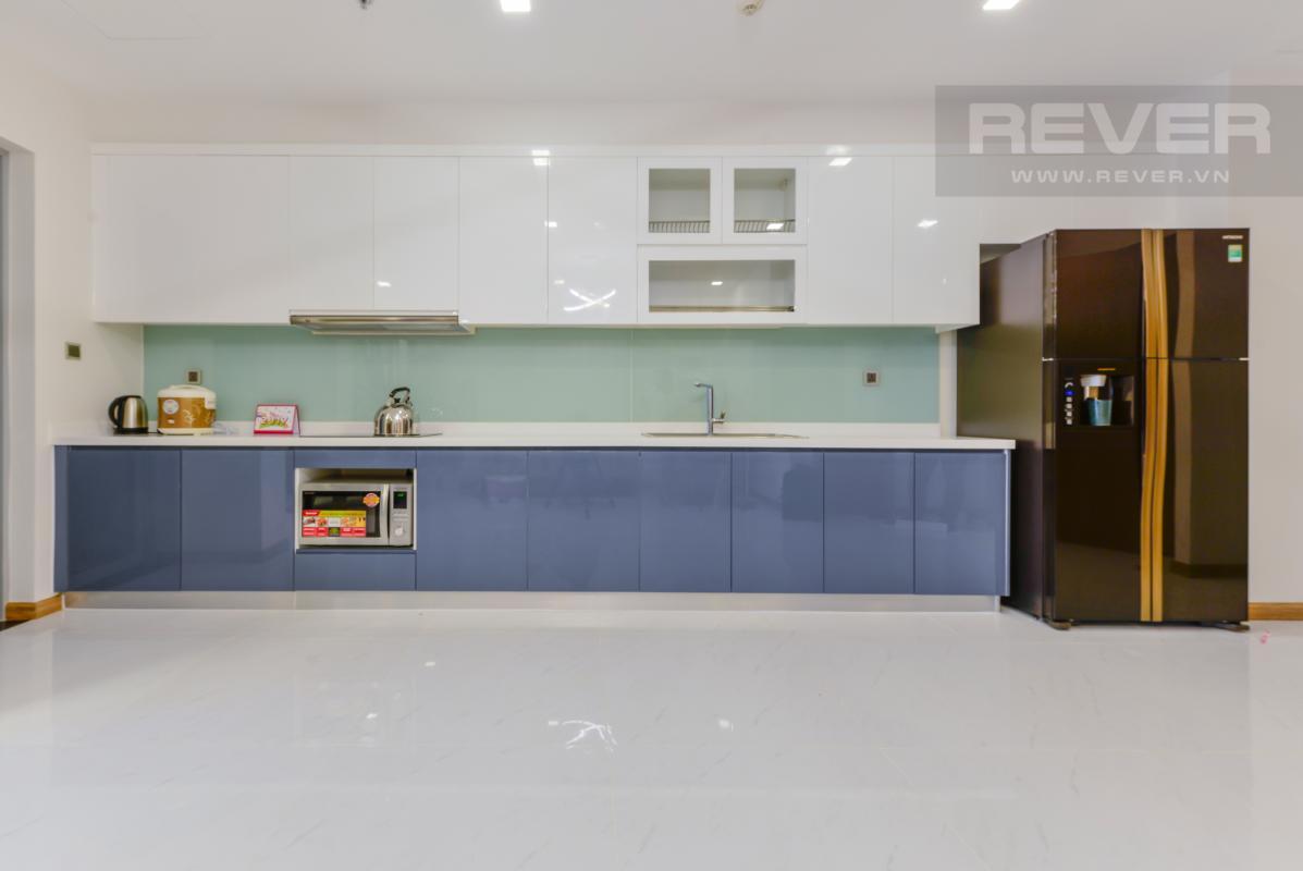 Phòng bếp sang trọng Căn hộ hướng Đông Nam P1 Vinhomes Central Park