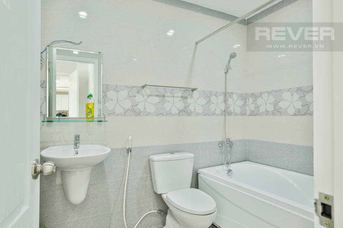 Phòng tắm Căn hộ tầng cao tháp D Green Valley