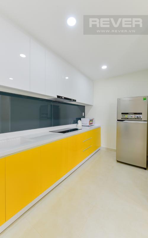 Phòng bếp rất rộng rãi Căn hộ hướng Tây Bắc 2 phòng ngủ T3A Masteri Thảo Điền