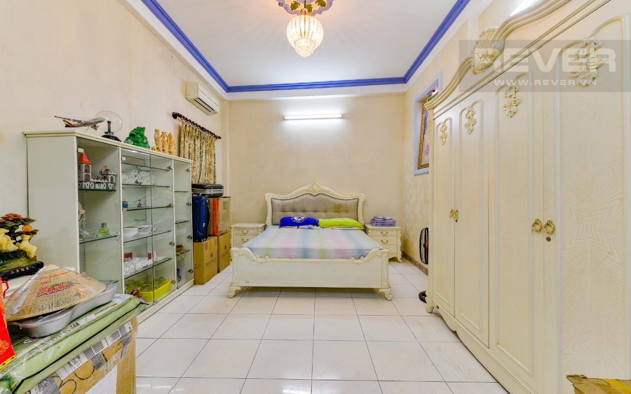 Phòng ngủ Nhà 3 tầng mặt tiền Bạch Đằng Bình Thạnh