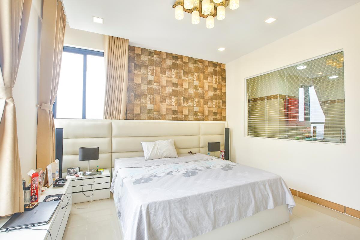 Phòng ngủ tiện nghi Căn hộ tầng cao A2 Era Town