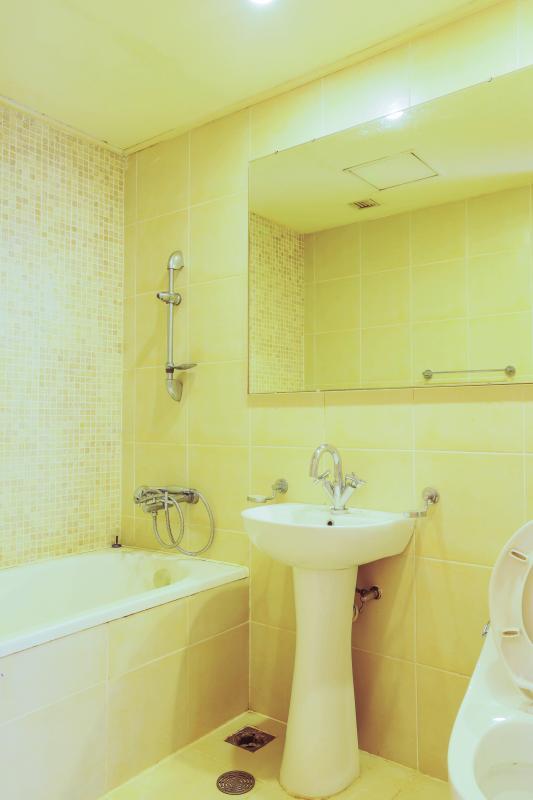 Căn hộ tầng cao The Manor 1 thiết kế nội thất tối ưu 8