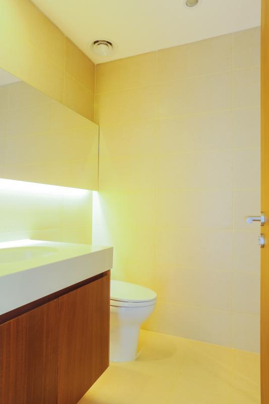 Phòng tắm Căn hộ tầng cao tháp B Thảo Điền Pearl
