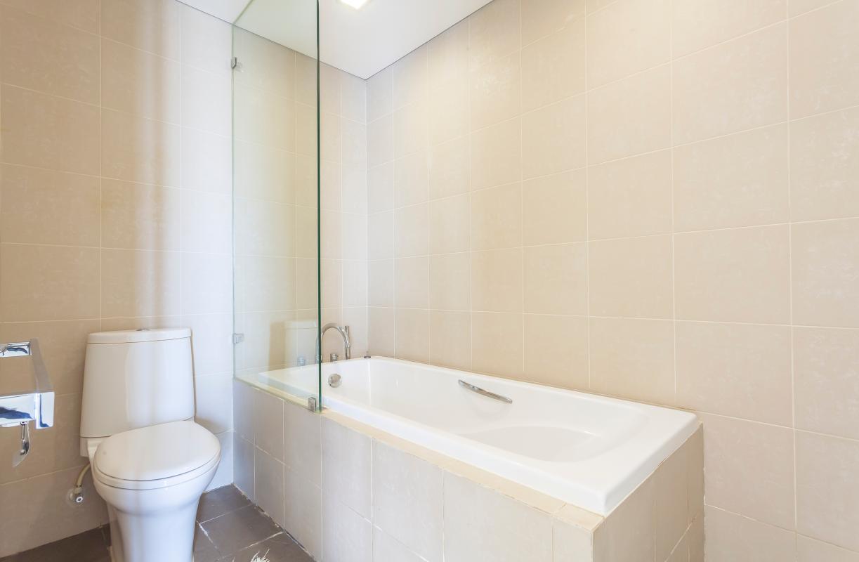 Phòng tắm 1 Căn hộ tầng cao A City Garden Bình Thạnh