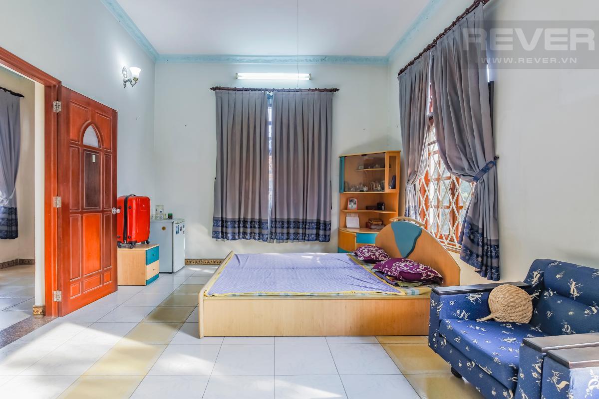 Phòng ngủ Villa 3 tầng Đường số 12 Trần Não