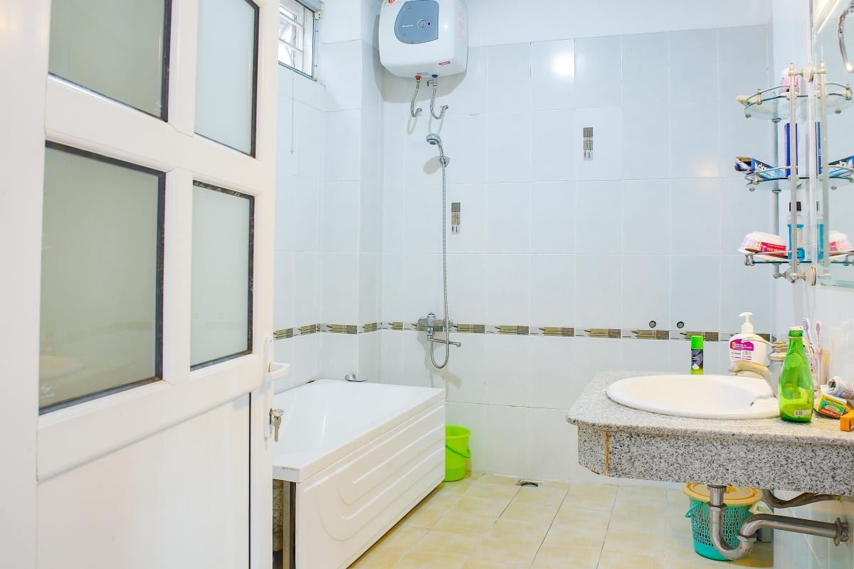 Phòng tắm Villa 4 phòng ngủ Thảo Điền Quận 2