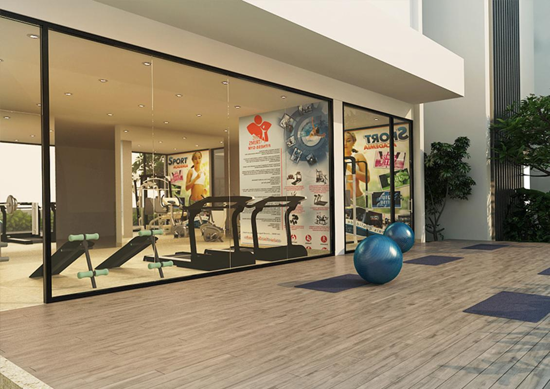 The Ascent - Phòng gym tại The ascent.jpg