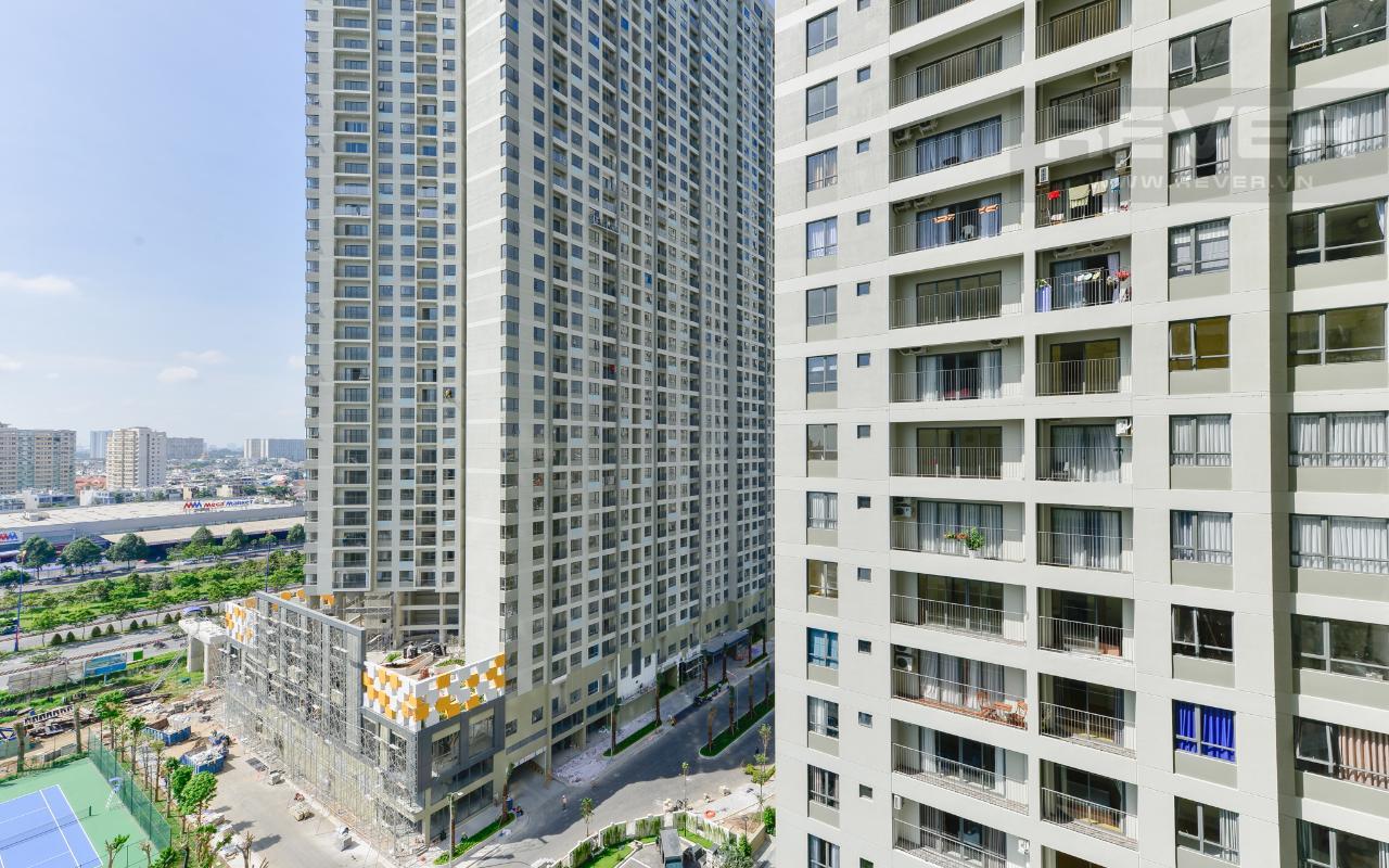 View Căn hộ hướng Tây Nam 2 phòng ngủ tầng cao T4A Masteri Thảo Điền