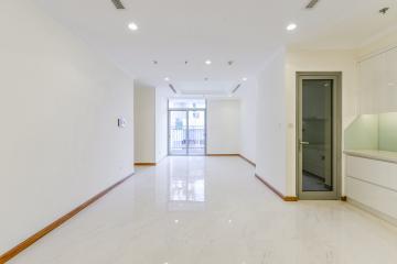 Căn hộ Vinhomes Central Park tầng cao 2 phòng ngủ tháp L1 view đẹp