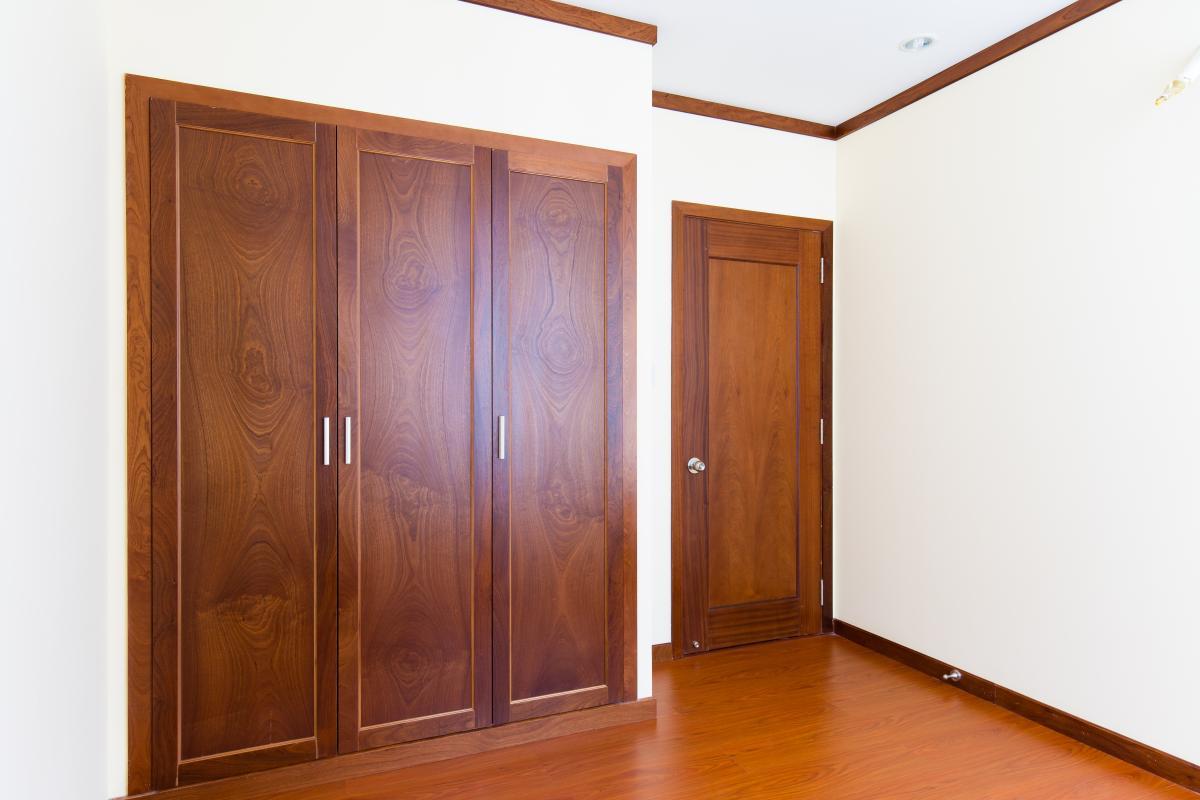 Nội thất phòng ngủ Căn hộ tầng cao A Hoàng Anh Thanh Bình