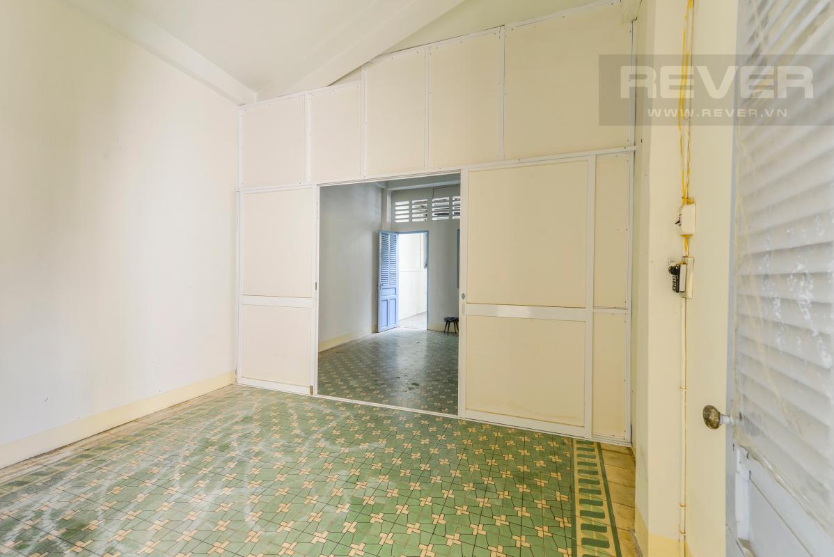 Phòng ngủ 3 Nhà 4 tầng hẻm rộng rãi đường Pasteur quận 1