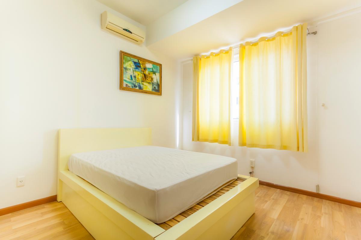 Phòng ngủ nhỏ Căn góc tháp B V-Star Tấn Trường
