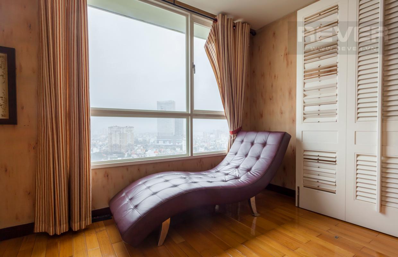Ghế giường cổ điển Căn hộ hướng Tây Bắc tầng cao tháp AE The Manor