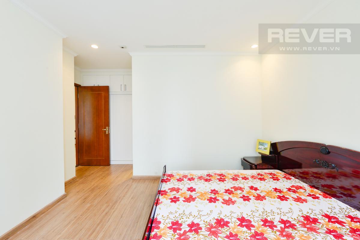 Phòng ngủ 1 Căn hộ tầng cao C3 Vinhomes Central Park