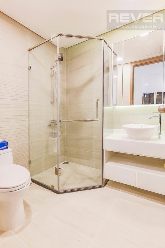 Phòng tắm 2 Căn hộ hướng Tây tầng cao P1 Vinhomes Central Park