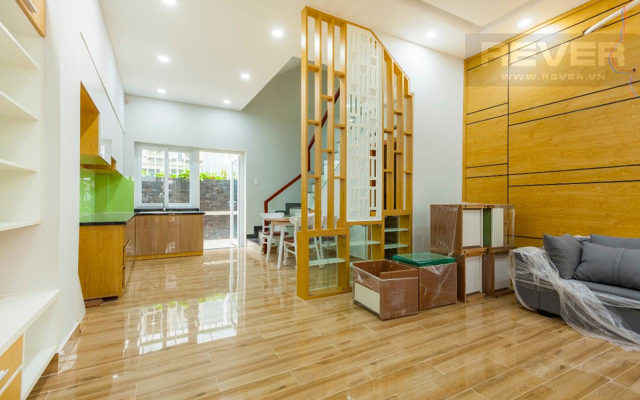 Nhà 3 tầng khu Mega Village Phú Hữu Quận 9, RV1133