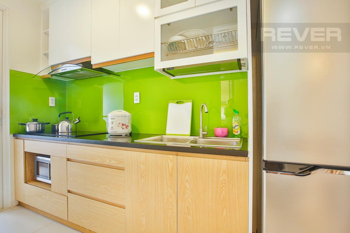 Giian bếp đầy đủ tiện nghi Căn hộ Lexington Residence 1 phòng ngủ tầng cao tháp LC