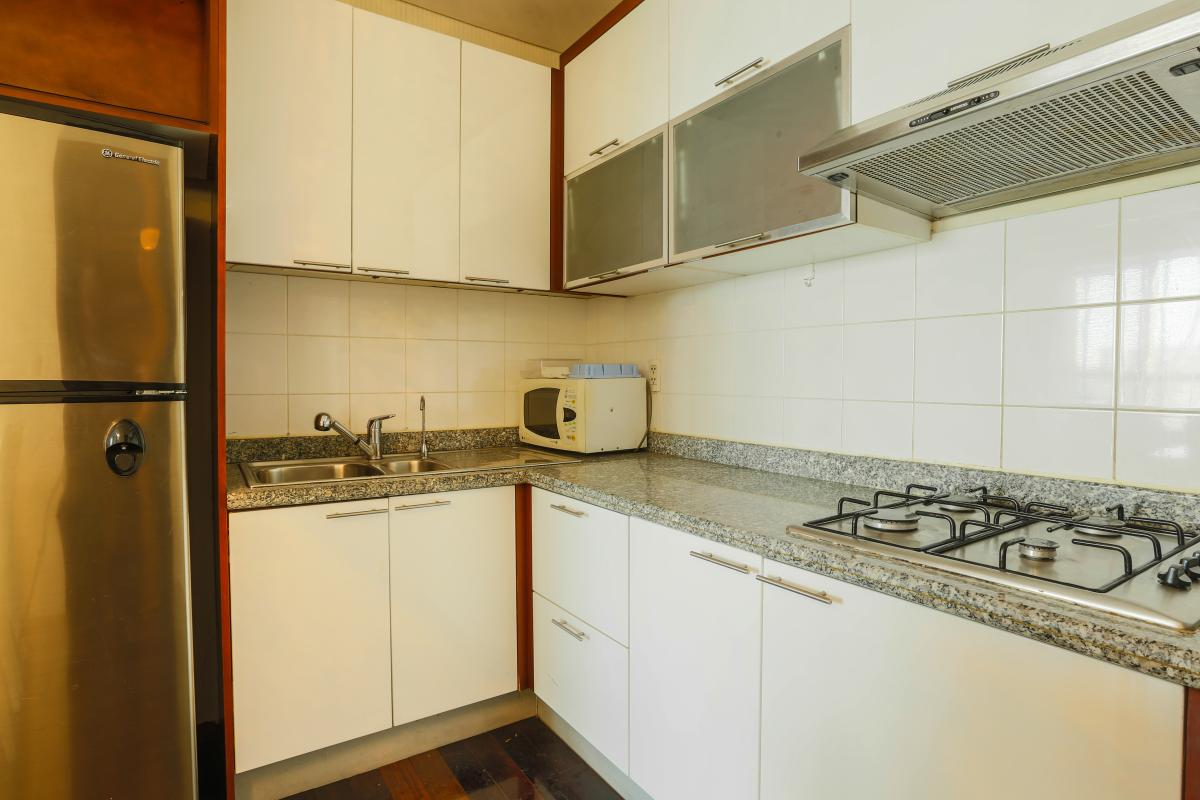 Phòng bếp Căn hộ tầng cao AE The Manor 1