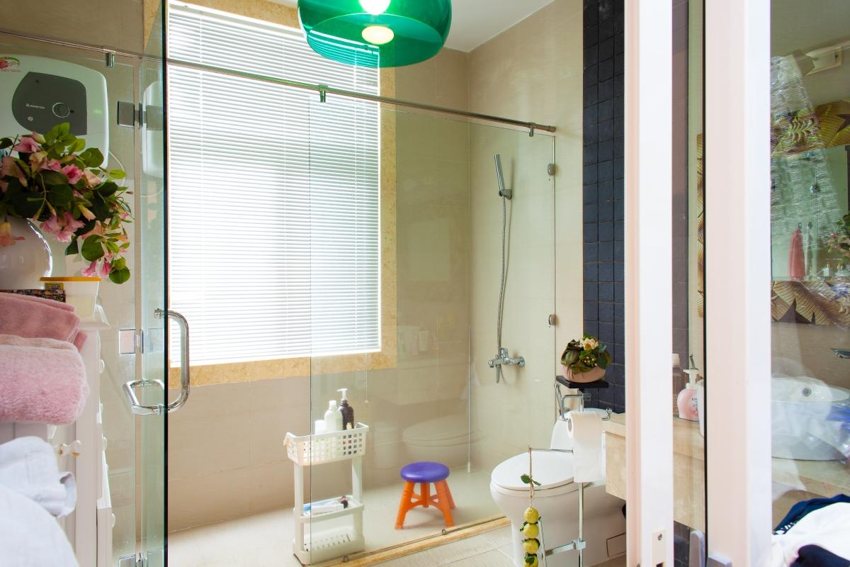 Phòng tắm Villa 2 tầng đơn lập Mỹ Phú 1A