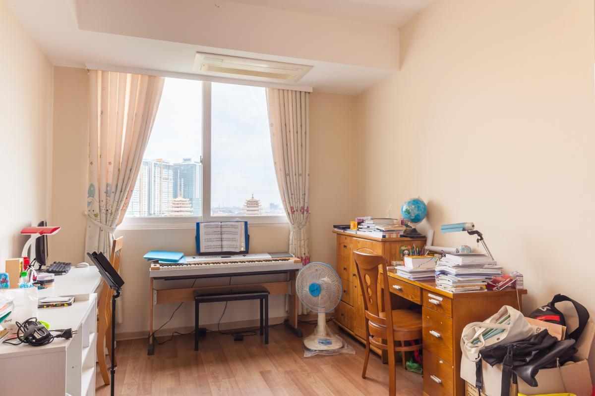 Phòng học tập Căn hộ tầng cao A3 Imperia An Phú