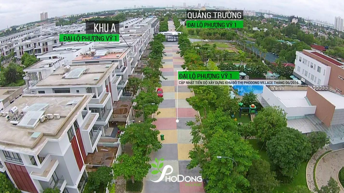 Phố Đông Village - Phối cảnh khu A Phố Đông Village.jpg