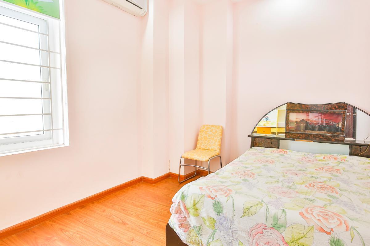 Phòng ngủ 1 Căn hộ tầng cao B Lữ Gia Plaza
