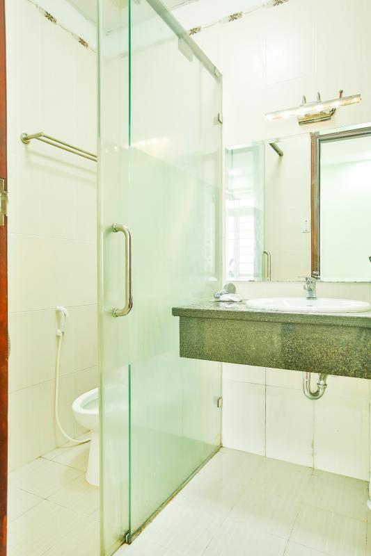 Phòng tắm 2 Căn hộ tầng cao B Lữ Gia Plaza