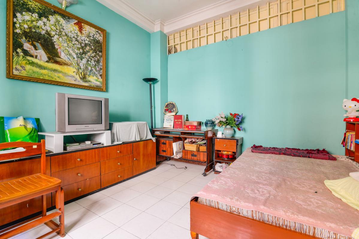 Phòng ngủ 2 Nhà 4 tầng mặt tiền Pasteur