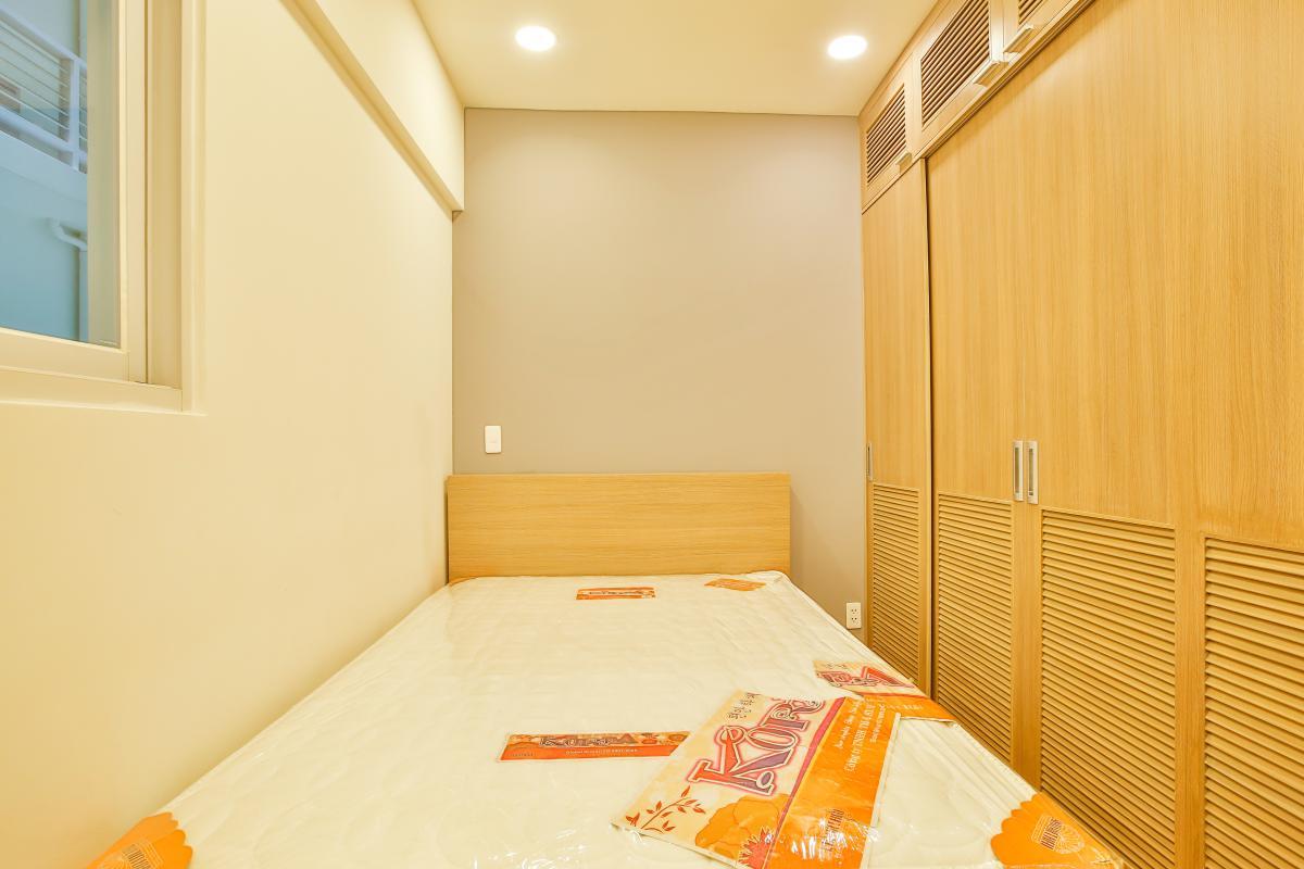 Phòng ngủ Căn hộ tầng cao tháp I Happy Valley