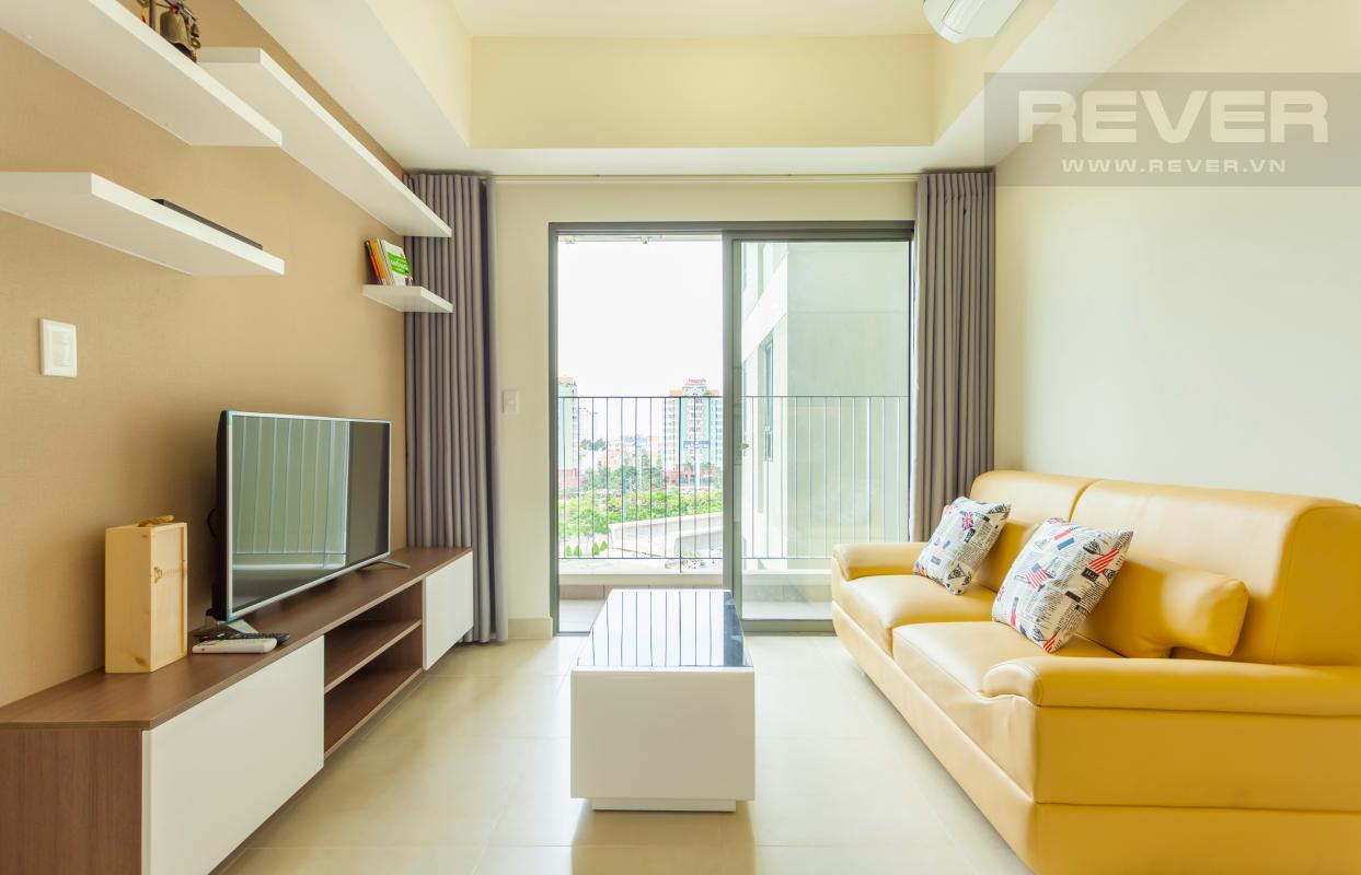 Căn hộ trung tầng 2 phòng ngủ T1B Masteri Thảo Điền