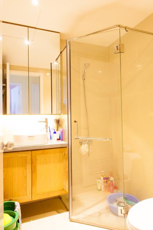 Phòng tắm Căn hộ tầng cao tháp TC1 Tropic Garden