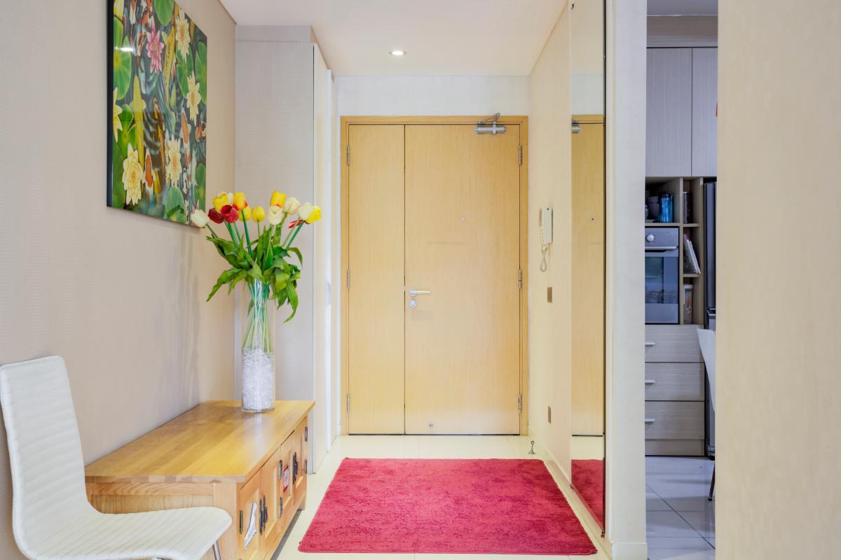 Hành lang Căn hộ 3 phòng ngủ tháp 4B The Estella An Phú
