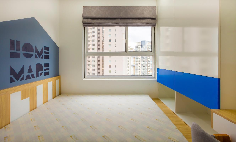Phòng ngủ Căn hộ tầng cao LC Lexington Residence