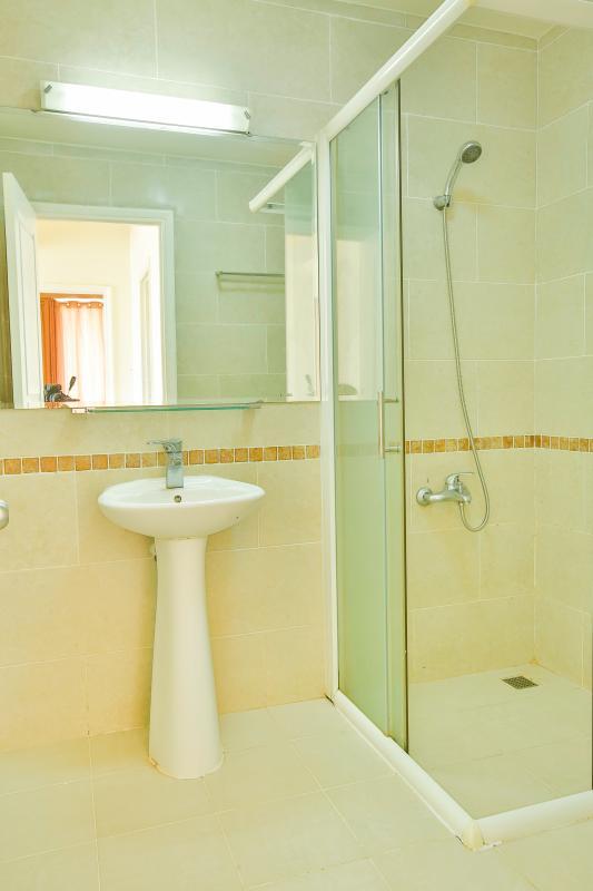 Phòng tắm Căn hộ tầng thấp tháp BB Mỹ Đức