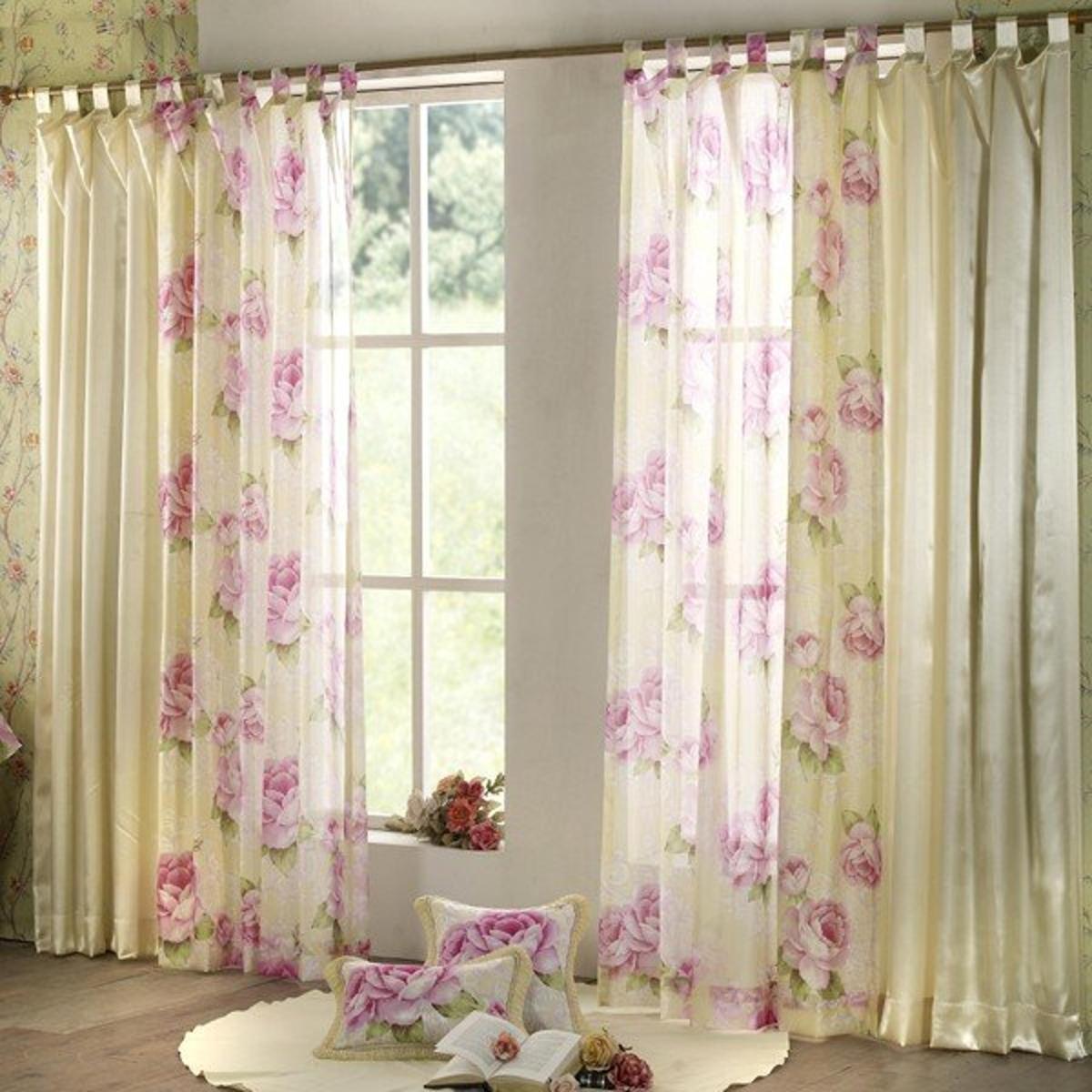 5 mẫu rèm đẹp cho phòng ngủ