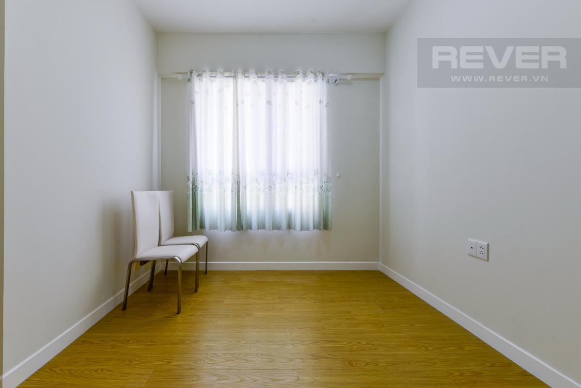 Phòng ngủ phụ để trống Căn hộ Masteri Thảo Điền tầng cao T1A hướng Đông Bắc, đủ nội thất