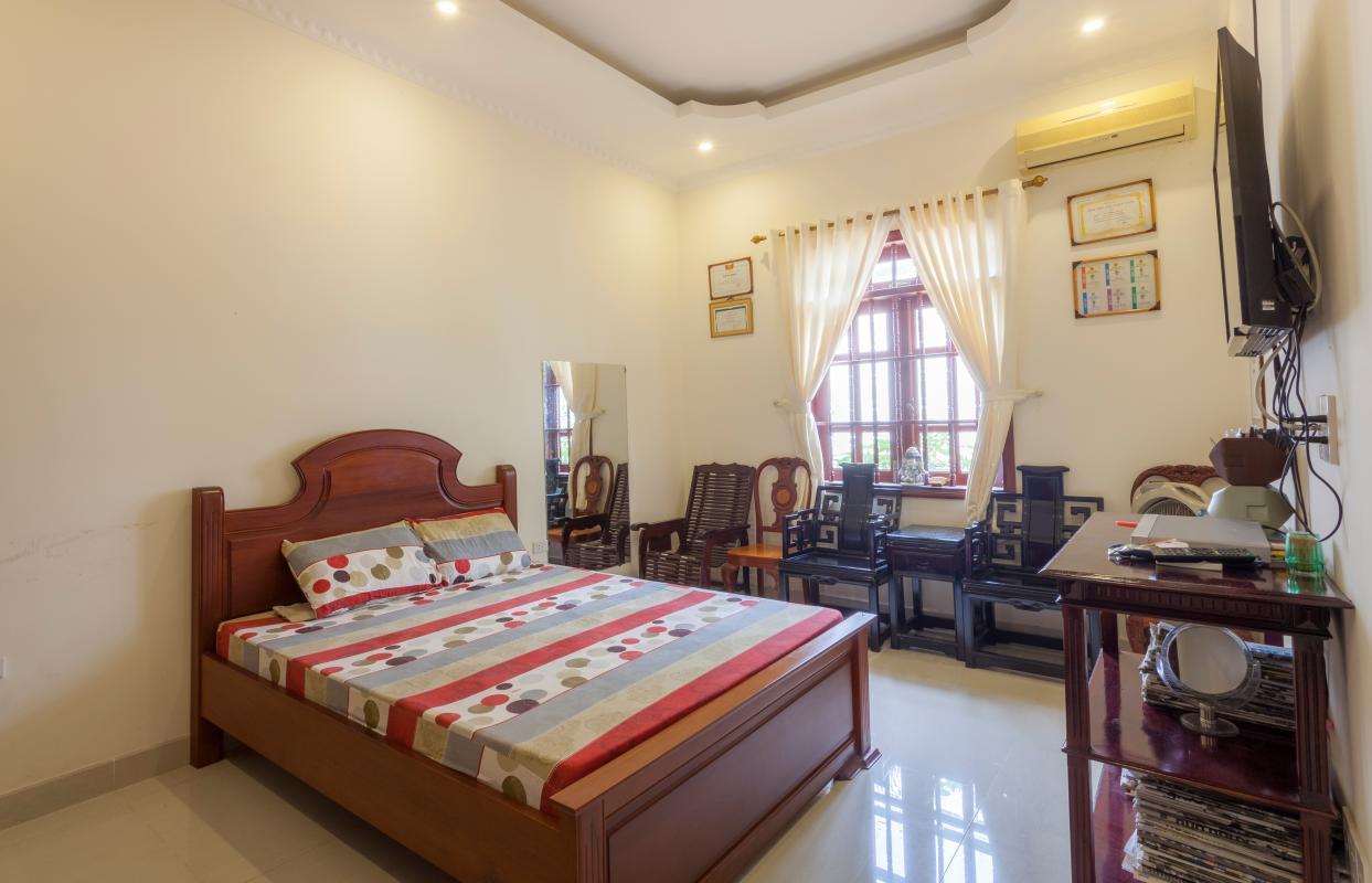 Phòng ngủ chính Villa hướng Tây Bắc Đường 12 Thảo Điền