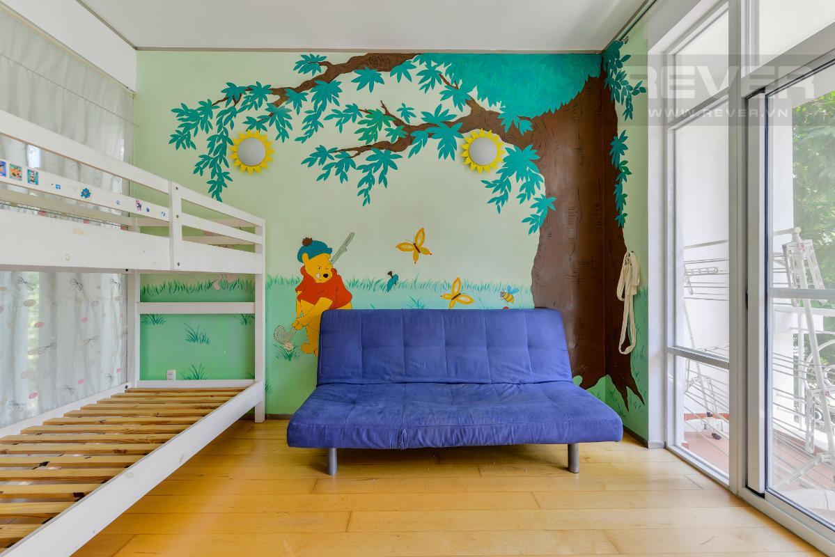 Phòng ngủ cho trẻ nhỏ có thiết kế trẻ trung Villa 2 tầng có sân vườn hướng Đông Bắc Hưng Thái 2