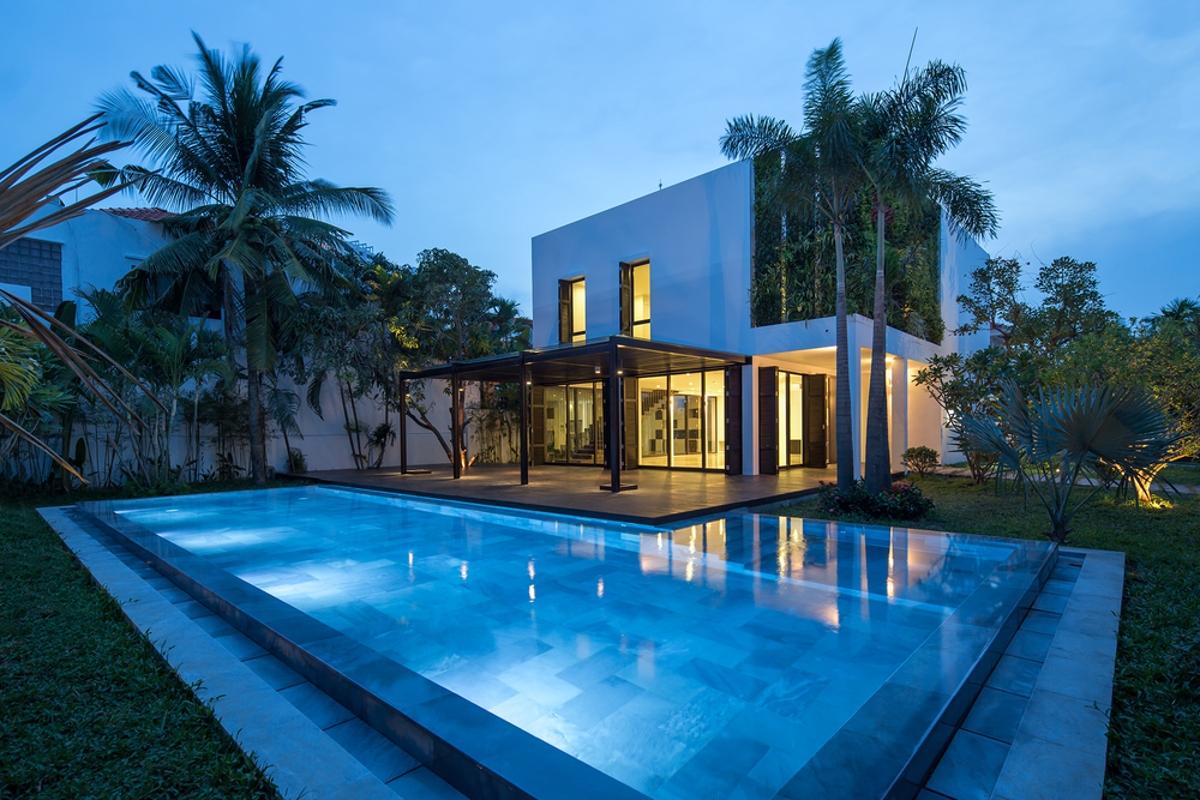Villa Lily Thảo Điền Compound