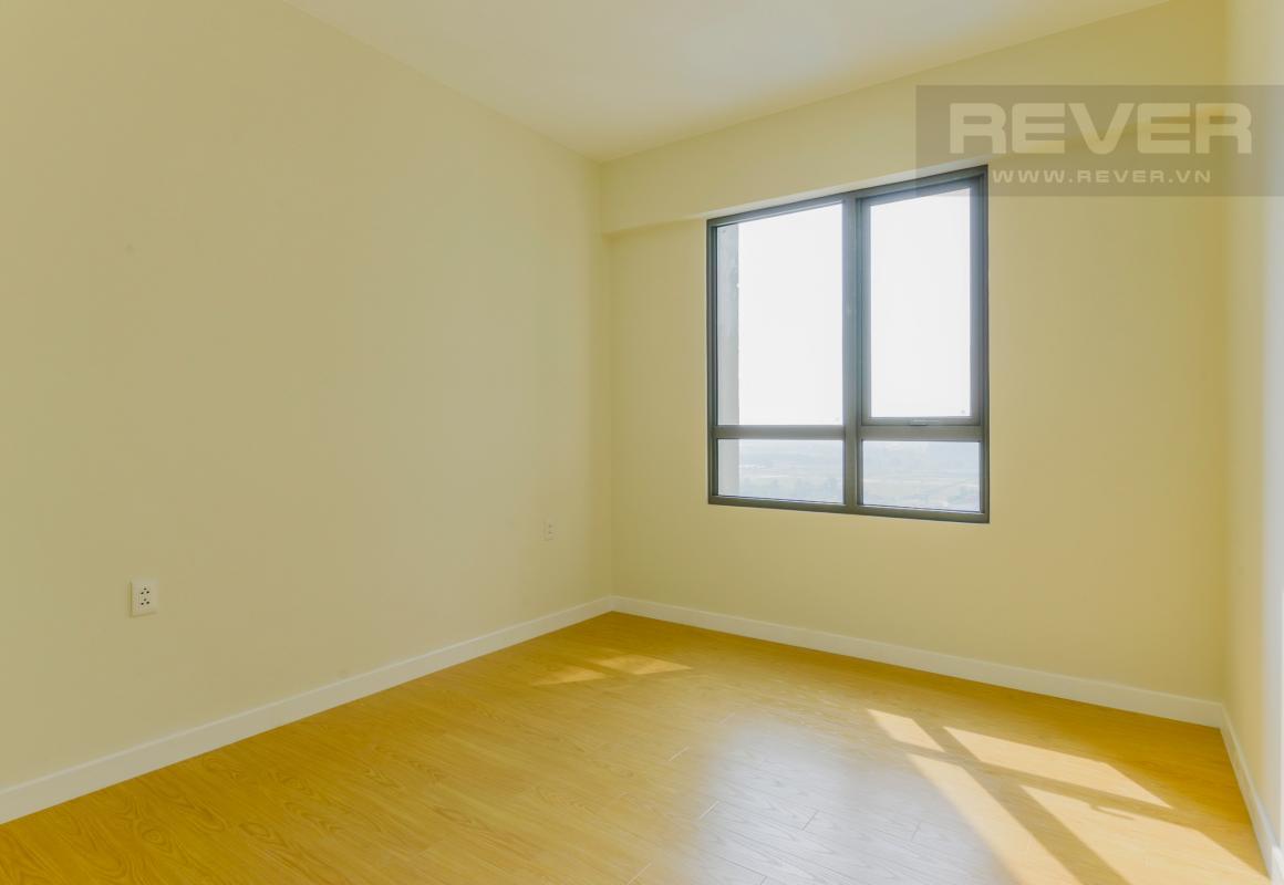 Phòng ngủ Căn góc tầng cao T4 Masteri Thảo Điền