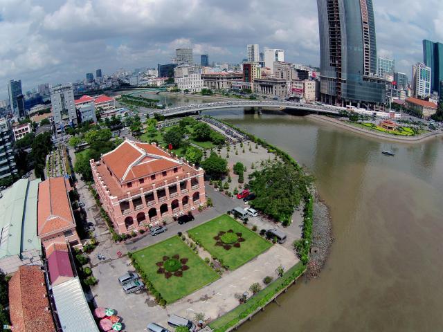TP.HCM: Chấp thuận Ngọc Viễn Đông đầu tư Khu phức hợp Nhà Rồng - Khánh Hội