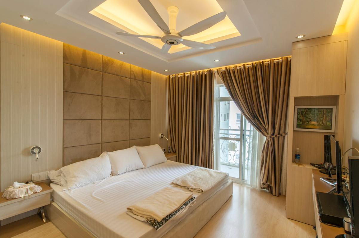 Phòng ngủ chính tao nhã Căn góc tầng cao Flemington