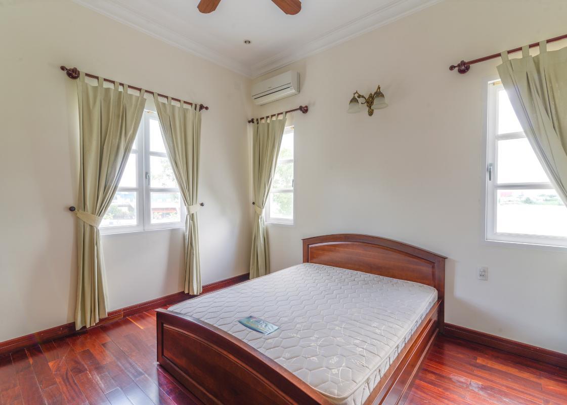 Phòng ngủ nhỏ thoáng đãng Villa 3 tầng compound Nguyễn Văn Hưởng