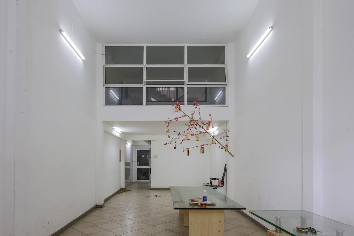 Nhà mặt tiền Tôn Thất Tùng tiện mở văn phòng hoặc kinh doanh